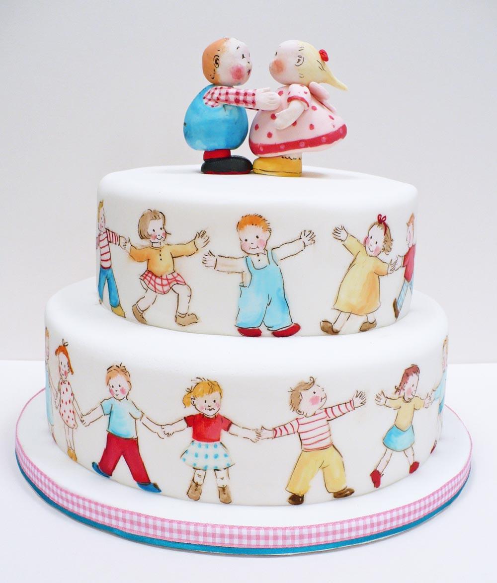 Cristarella Cakes Children S Cakes: Children's Cake