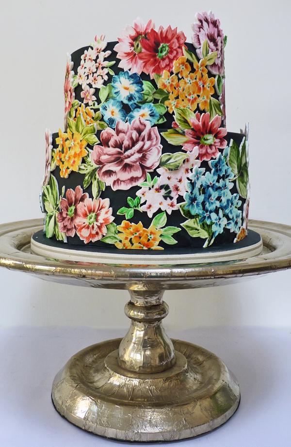 Painted Cake London