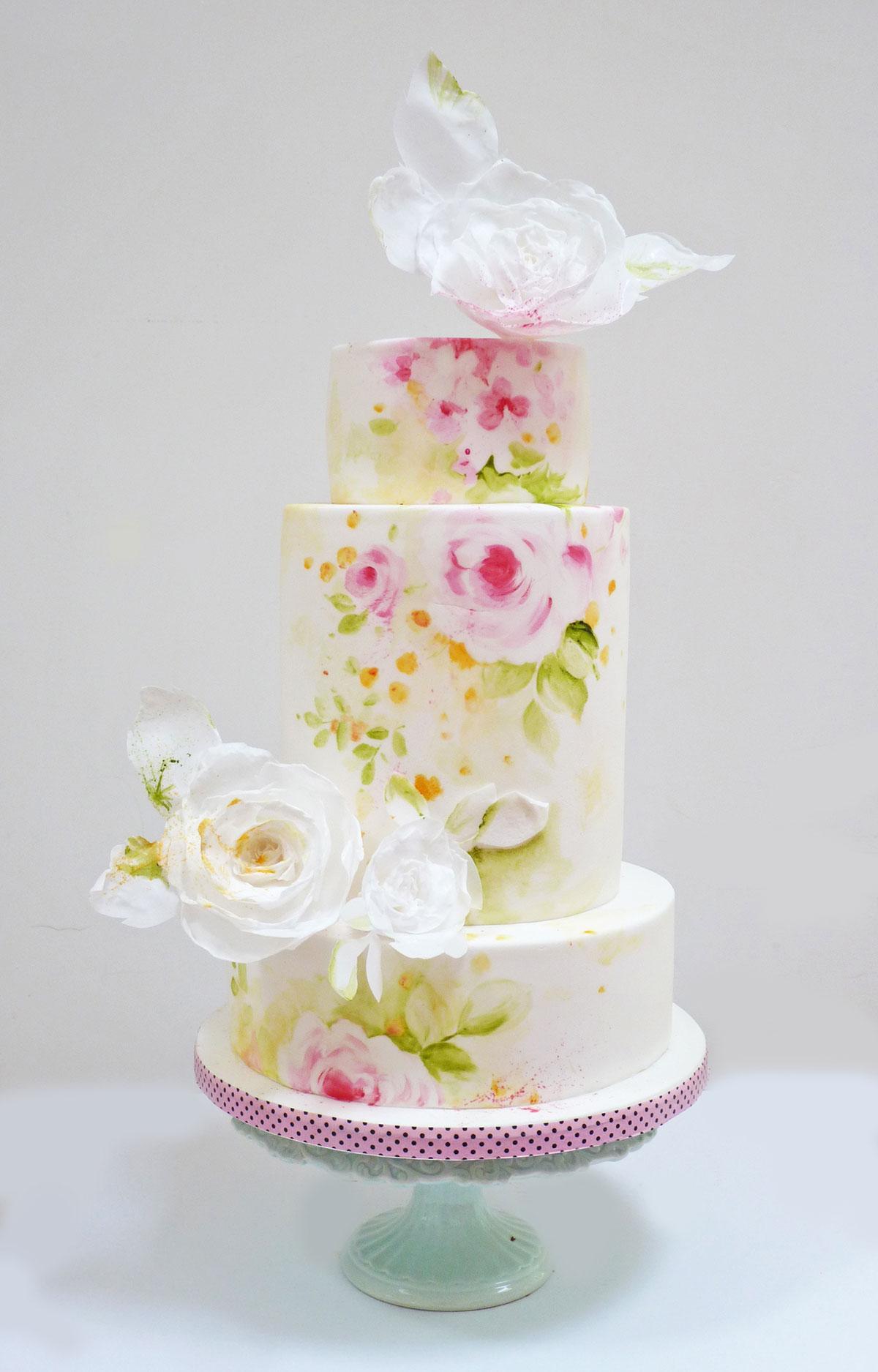 Wedding cakes   Nevie-Pie Cakes