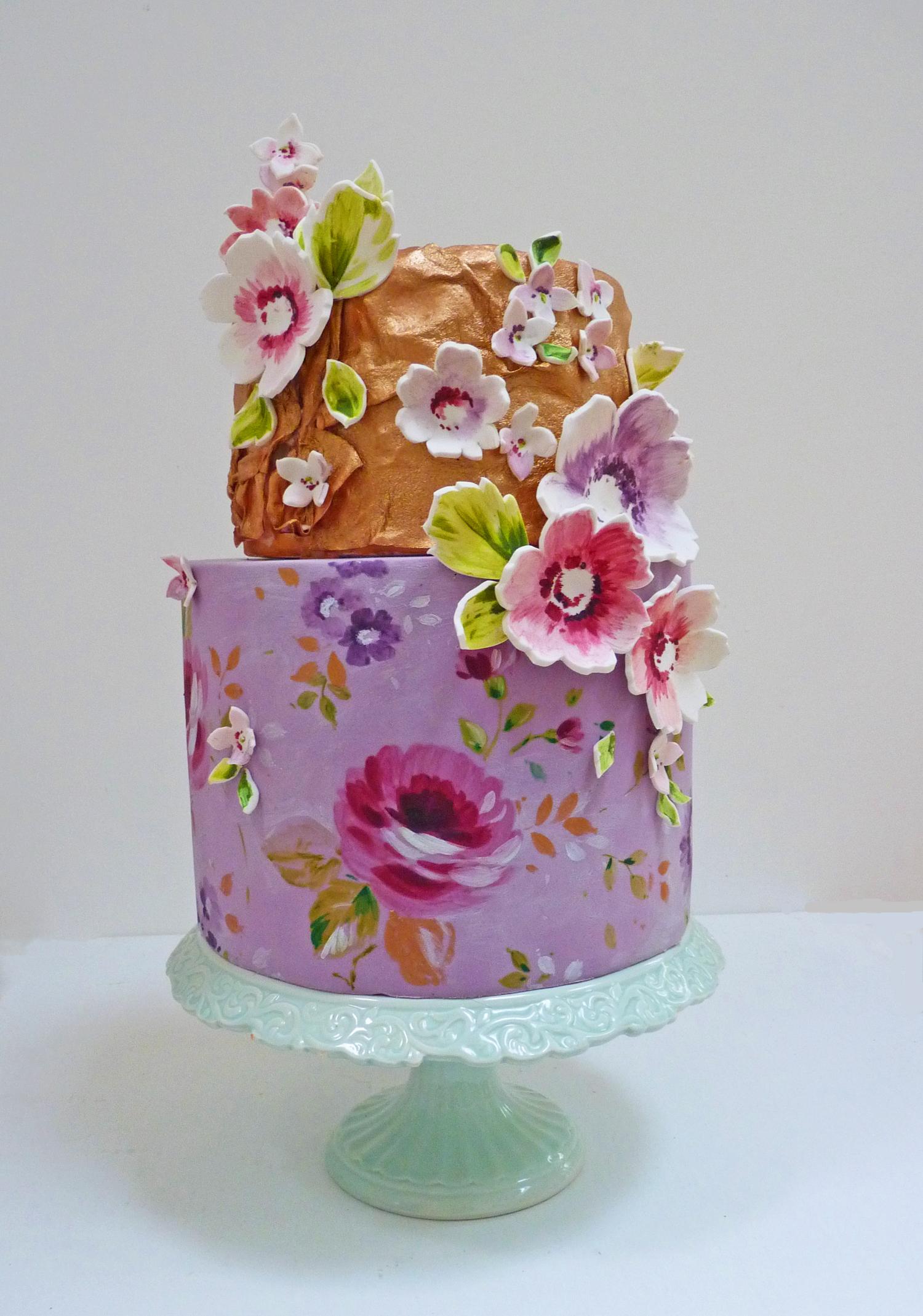 Nevie Pie Cakes Tutorial