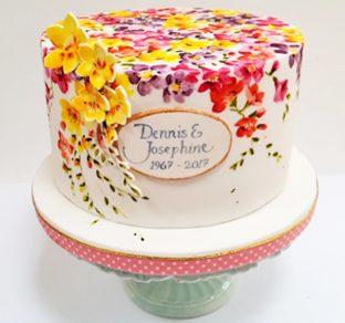 Anniversary cake Berkhamsted