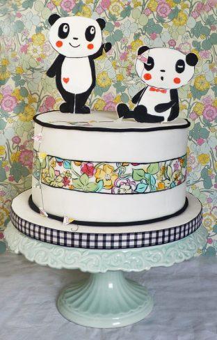 London birthday cake
